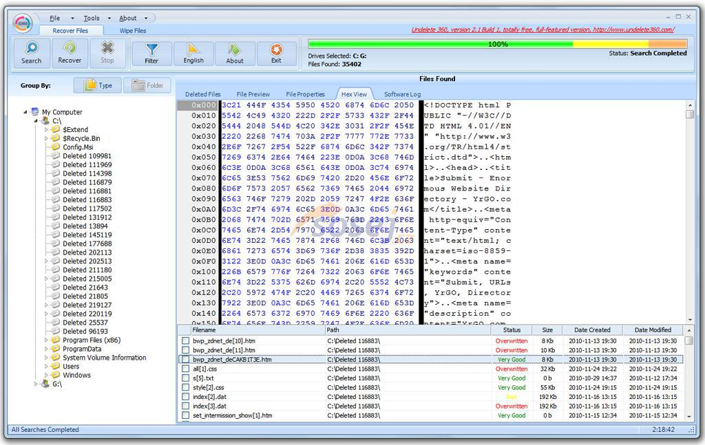 Screenshot 3