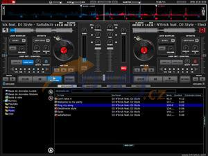 Screenshot Virtual DJ Studio 5.1