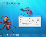Screenshot programu 12-Ants 2.11