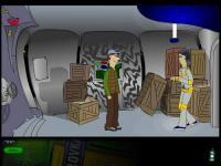 Screenshot programu 2004:Vesmírná Becherovka