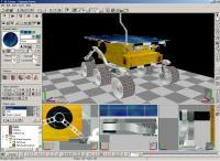 Screenshot programu 3D Canvas 8.1.7