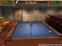 Screenshot programu 3D Live Pool 2.705