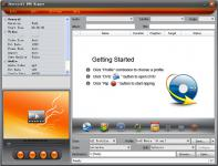 Screenshot programu 3herosoft DVD Ripper 3.8.2 Build 1122