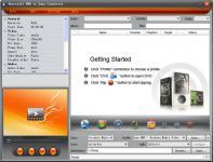 Screenshot programu 3herosoft DVD to Zune Converter 3.4.7.0613