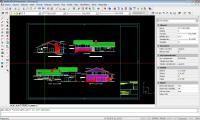 Screenshot programu 4M CAD 14 Classic CZ