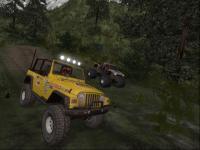 Screenshot programu 4x4 Evolution