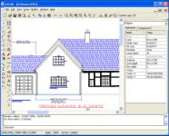 Screenshot programu A9Cad 2.2.1