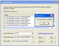 Screenshot programu A9Converter 1.0.4