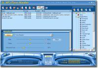 Screenshot programu AV MP3 Player Morpher 4.0.99