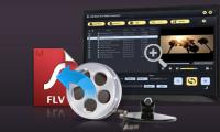 Screenshot programu AVCWare FLV Video Converter 6