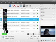 Screenshot programu AVCWare Video Converter 7 Standard