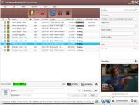 Screenshot programu AVCWare iPod Movie Converter 6