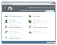 Screenshot programu AVG PC TUNEUP 2011 10.0.0.26