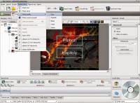 Screenshot programu AVS DVD Authoring 1.3.4.56 Čeština