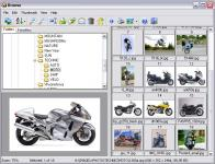 Screenshot programu Able Image Browser 1.7