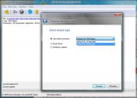Screenshot programu Accent ZIP Password Recovery 4.90 Build 3434