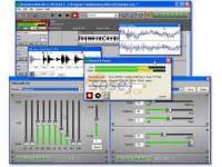 Screenshot programu Acoustica Mixcraft 6.1.217
