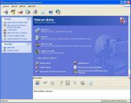 Screenshot programu Acronis True Image Enterprise Server 9.1