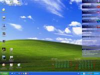 Screenshot programu Active Desktop Calendar 7.96 Build 111123