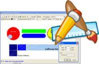 Screenshot programu Active Paint Application 1.42