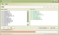Screenshot programu ActiveLinks 1.0.2.0