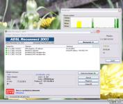 Screenshot programu ADSL Reconnect v 2.8.5