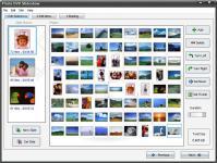 Screenshot programu Adusoft Photo DVD Slideshow 5.71