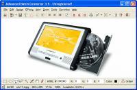 Screenshot programu Advanced Batch Converter 7.92