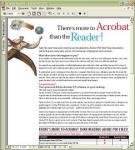 Screenshot programu Advanced PDF to HTML converter 1.9.9.16