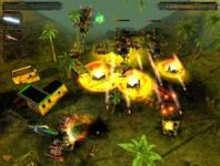 Screenshot programu Aerial Fire