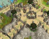Screenshot programu Age of Mythology
