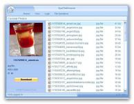 Screenshot programu Ajax File Browser 3 Beta