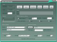 Screenshot programu Aktiv MP3 Recorder 2.4.0