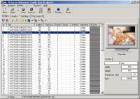 Screenshot programu AL Pictures Slideshow Studio 6.0.0.0