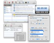 Screenshot programu Alarm Clock Pro 9.5.2