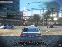 Screenshot programu Alarm for Cobra 11: Burning Wheels