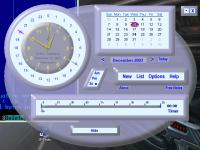 Screenshot programu Alarm Master Plus 5.03