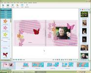 Screenshot programu AlbumMaker 7.1.7.3. a