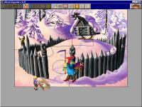 Screenshot programu Alive! Jigsaw 6.8