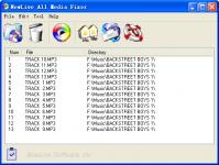 Screenshot programu All Media Fixer 9.10