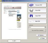 Screenshot programu Aloaha PDF Suite 6.0.142