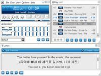 Screenshot programu ALSong 1.9.0.2