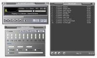 Screenshot programu Altarsoft Player 1.31