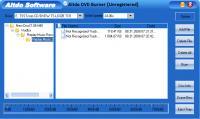 Screenshot programu Altdo DVD Burner 6.1