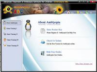 Screenshot programu Amblyopia ABC 2012.14