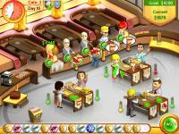 Screenshot programu Amelie's Cafe