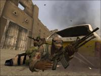 Screenshot programu Americas Army - patch z 2.8 na 2.8.1