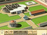 Screenshot programu Ancient Rome