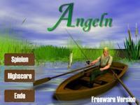 Screenshot programu Angeln