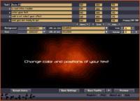 Screenshot programu Anim-FX 3.3